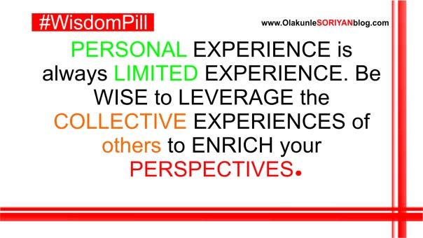 wisdom pill on mentoring