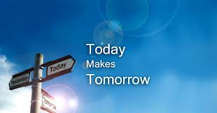 See the Impact of Today on your Tomorrow
