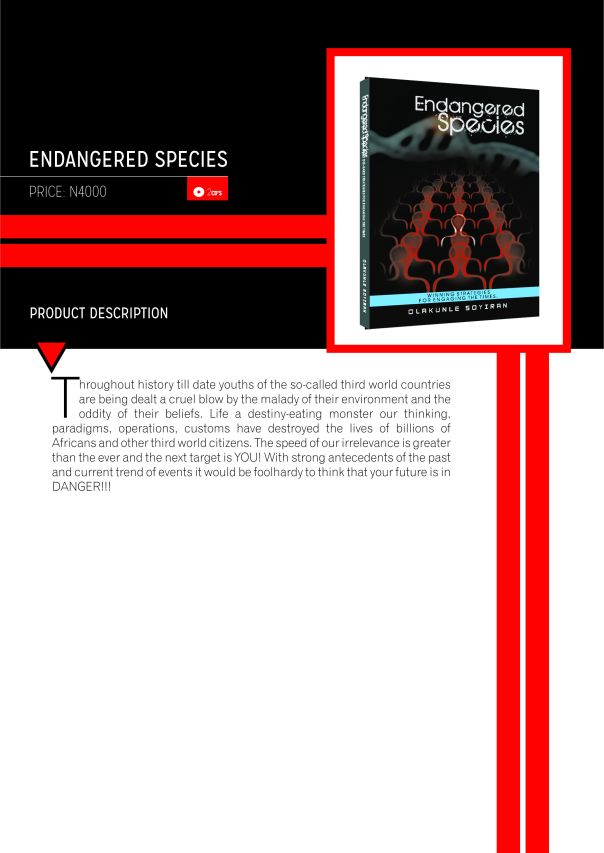 Endagered speeches Catalogue