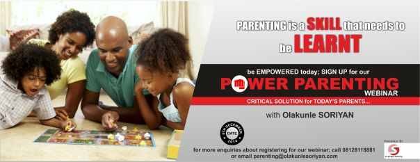 power parenting banner